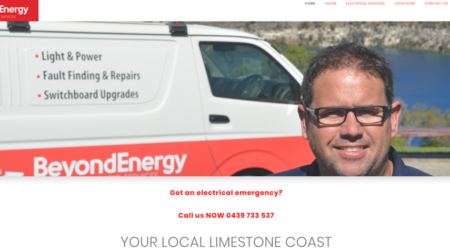Beyond Energy Electrical Services